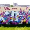 Graffitis sur les murs de Paris et ailleurs...
