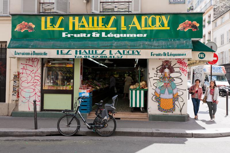 Koralieà Paris - Juin 2012