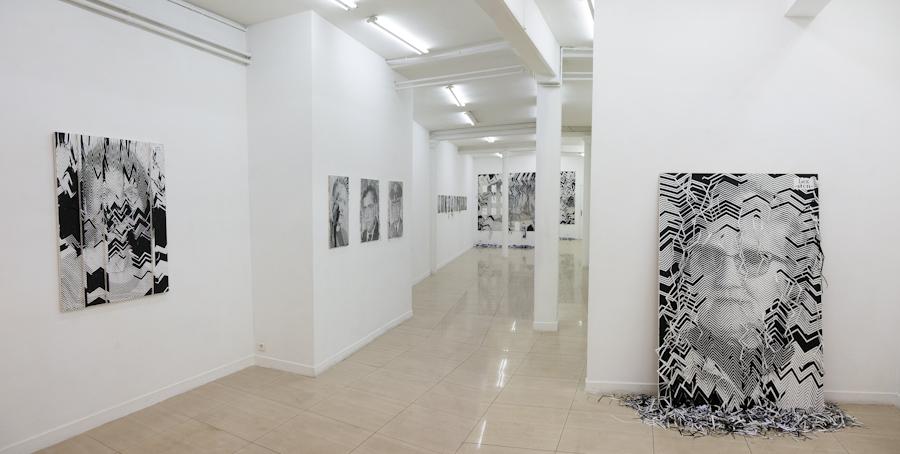 Sten-Lex - Solo show à la galerie Magda Danysz