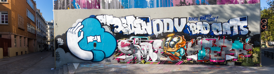 Hobz et Shane - Paris - Octobre 2012