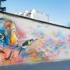 C215 sur les murs de Paris