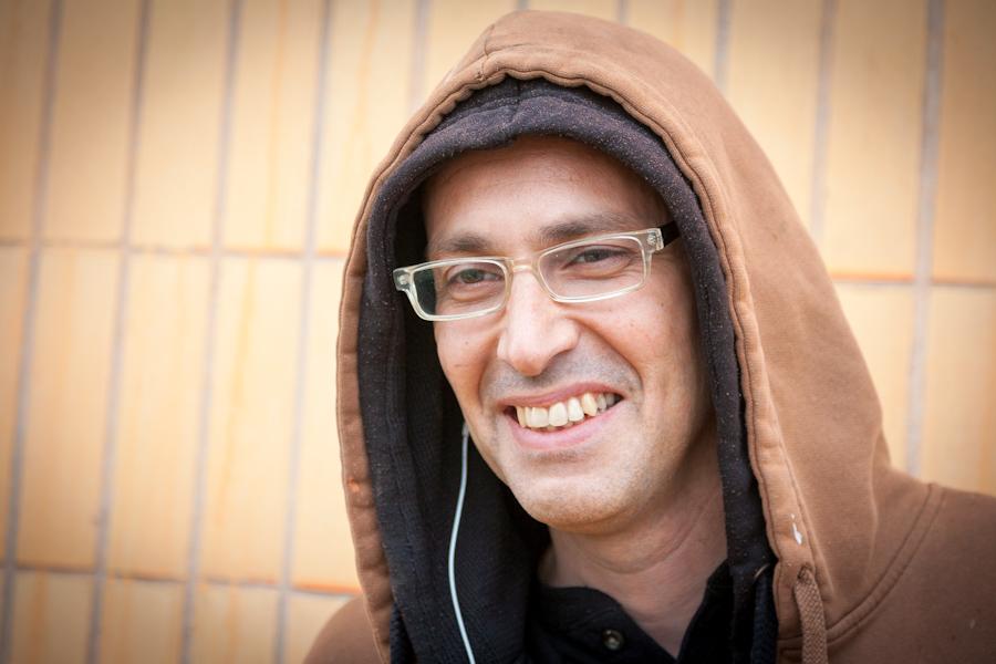 Jorge Rodriguez-Gerada - Mai 2013