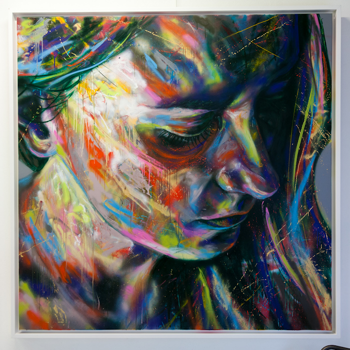 Exposition David Walker à la galerie Mathgoth - Juin 2013
