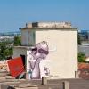 Graffitis sur les murs de Paris et en banlieue