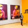 Exposition de Inti Castro à la galerie Itinerrance, du 27 septembre au 16 octobre 2013