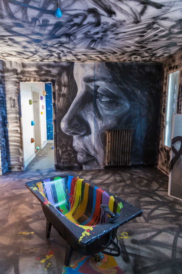 David Walker @ la Tour Paris 13 - Septembre 2013