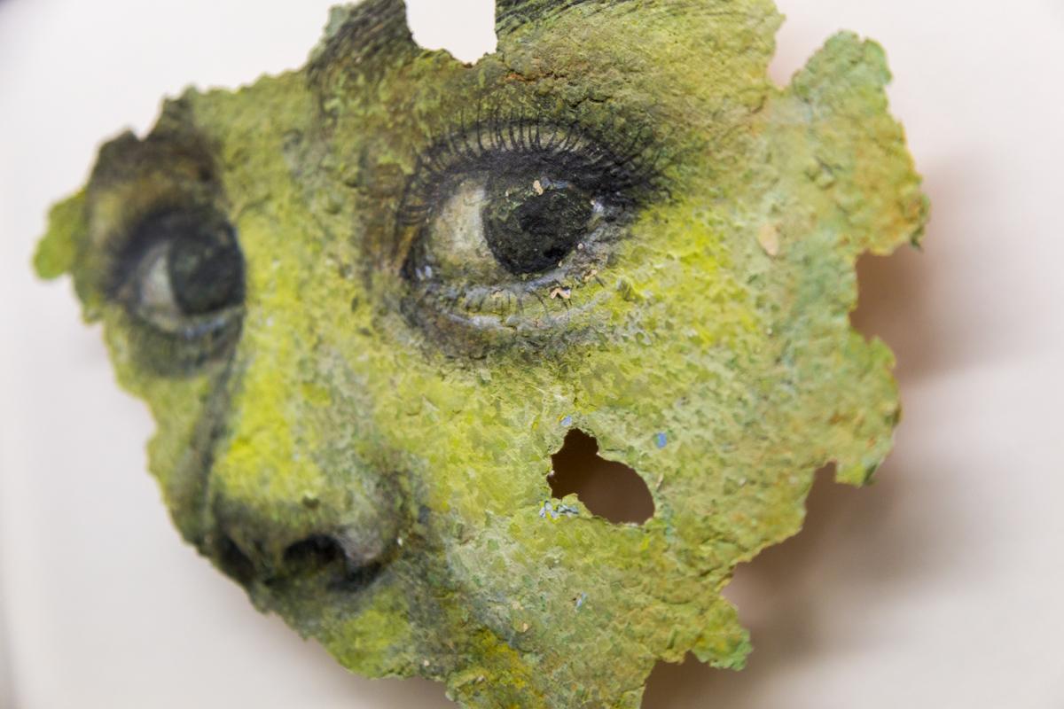 Jorge Rodriguez-Gerada @ Galerie Mathgoth - Octobre 2013