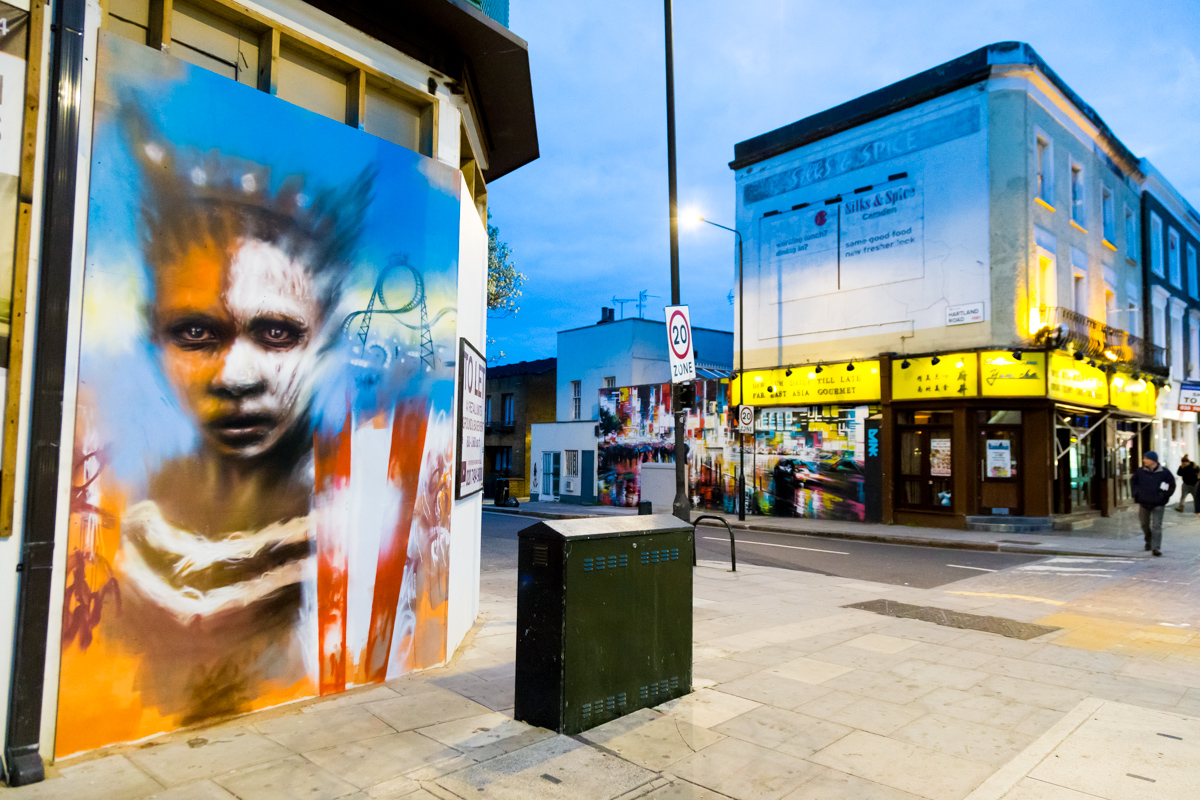 Dale Grimshaw, Londres - Mars 2014