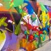 Grafs, pochoirs et affiches sur les murs de Paris