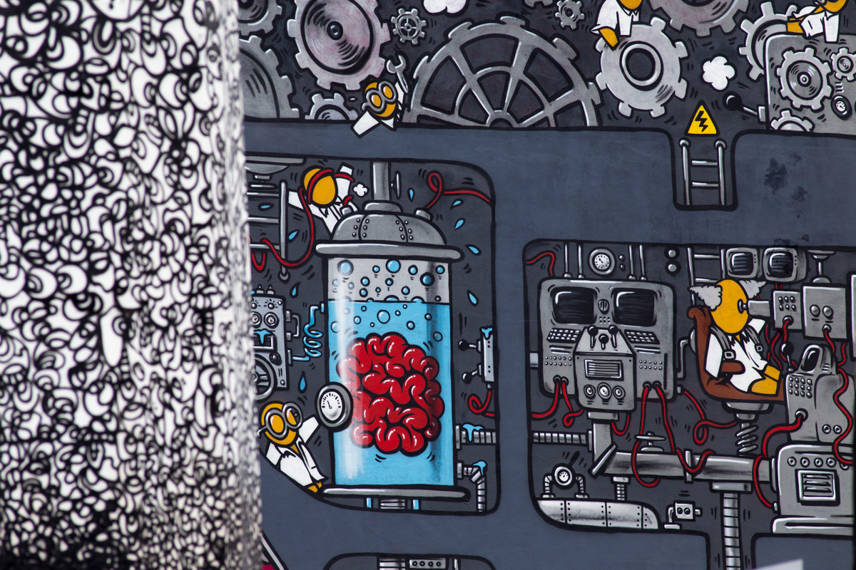 Jace - De l'Art à l'Ourcq - Juillet 2014