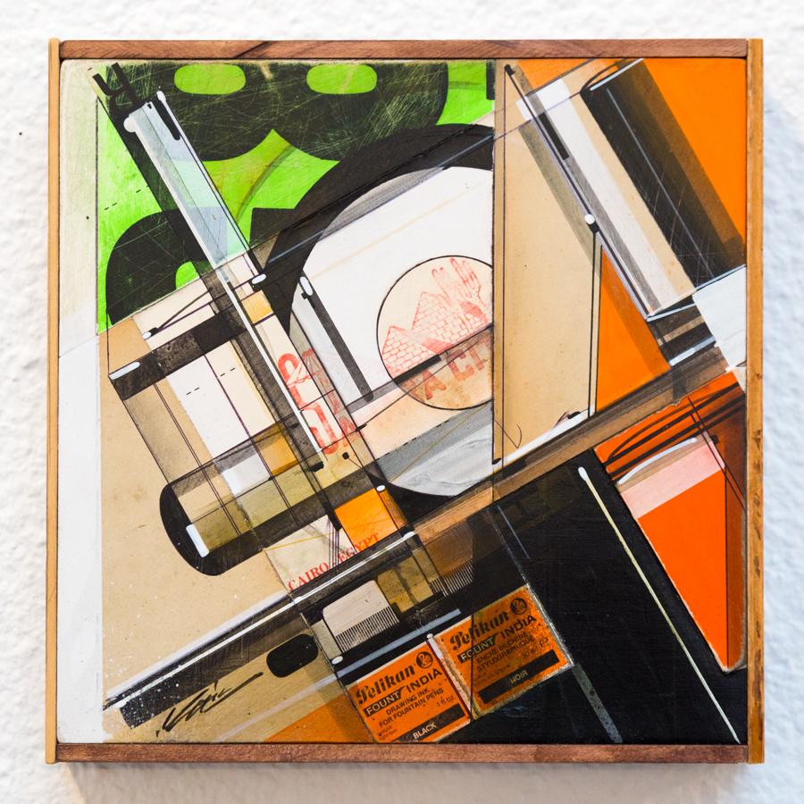 """Exposition """"Taking Shape"""" d'Augustine Kofie à la galerie OpenSpace"""