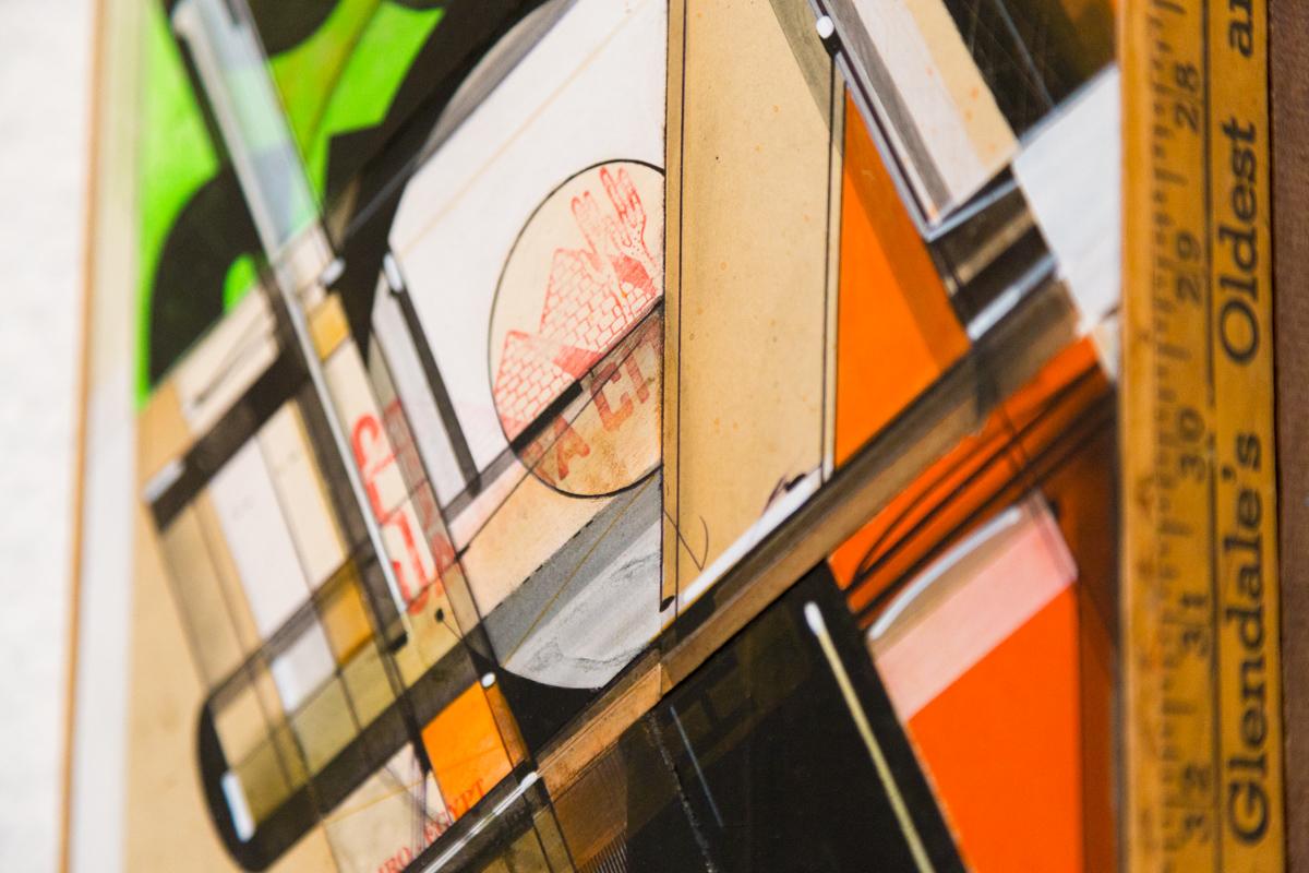 Augustine Kofie à a galerie Openspace - Novembre 2014