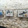 """Exposition """"Vis à vis"""" au Cabinet d'Amateur, janvier 2015"""