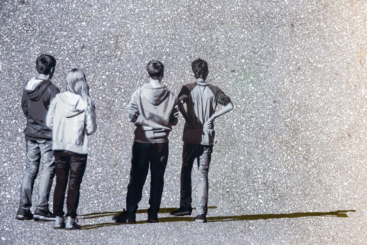 Strøk - Galerie Mathgoth - décembre 2014