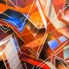 """""""Sans-titre"""" expo collective à la galerie Mathgoth, du 16 janvier au 12 février 2015."""