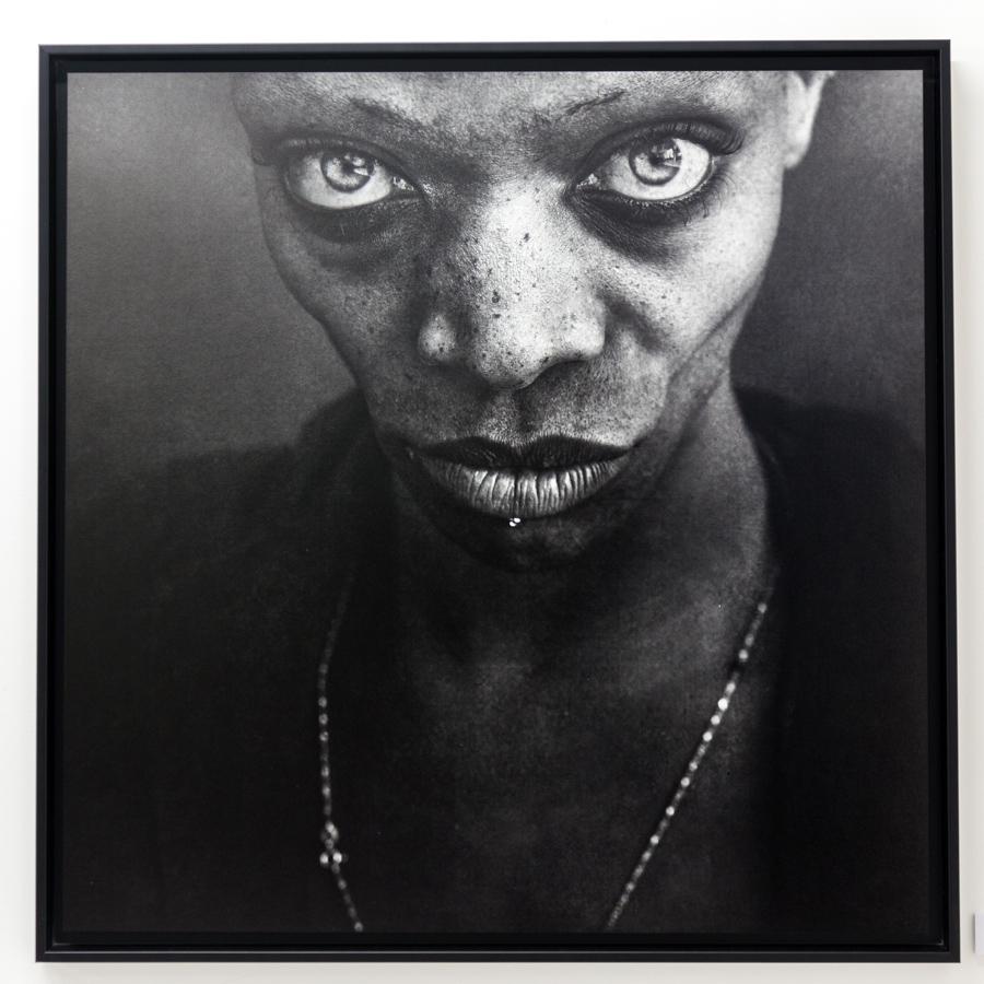 SYNERGY avec Lee Jeffries et Jef Aérosol - Galerie Mathgoth - Mars 2015