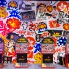 Wipe Out - Exposition d'Invader au PMQ - Hong Kong