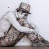 """""""Everyday Life Circus"""" exposition de Levalet à la galerie Openspace"""