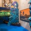 Exposition de Maye à la galerie Itinerrance