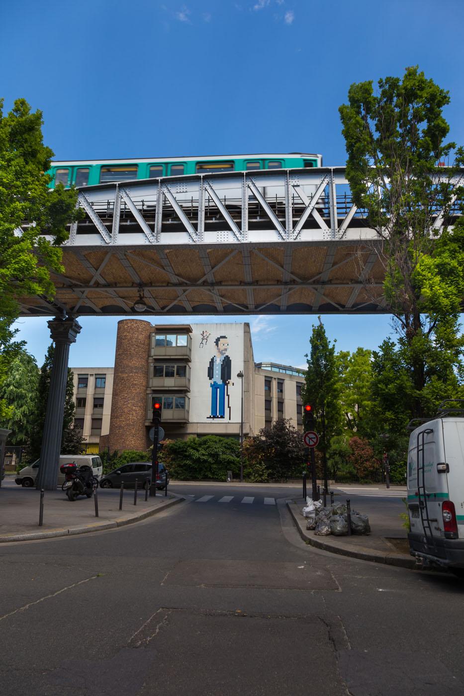 PA-1205 - Dr House - Quartier Salpêtrière - Austerlitz 13è /// 100pts