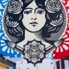 Liberté - Egalité - Fraternité /// Shepard Fairey à Paris