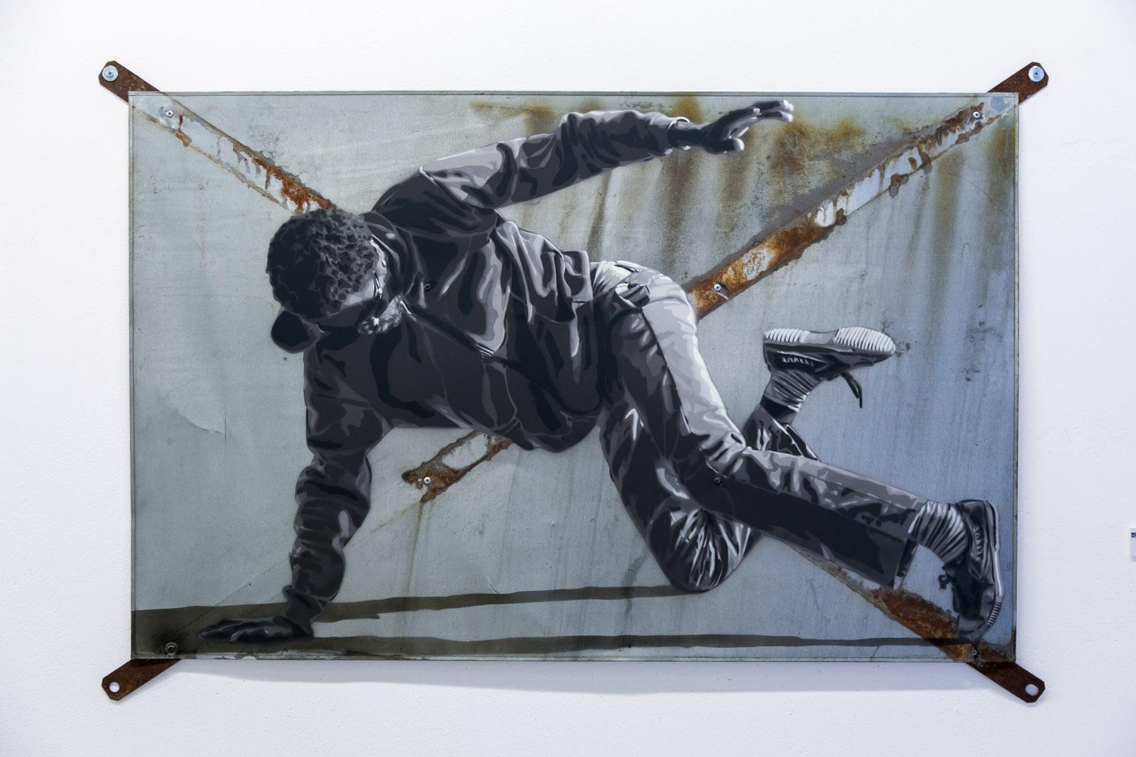 Anders Gjennestad à la galerie Mathgoth - Juin 2016