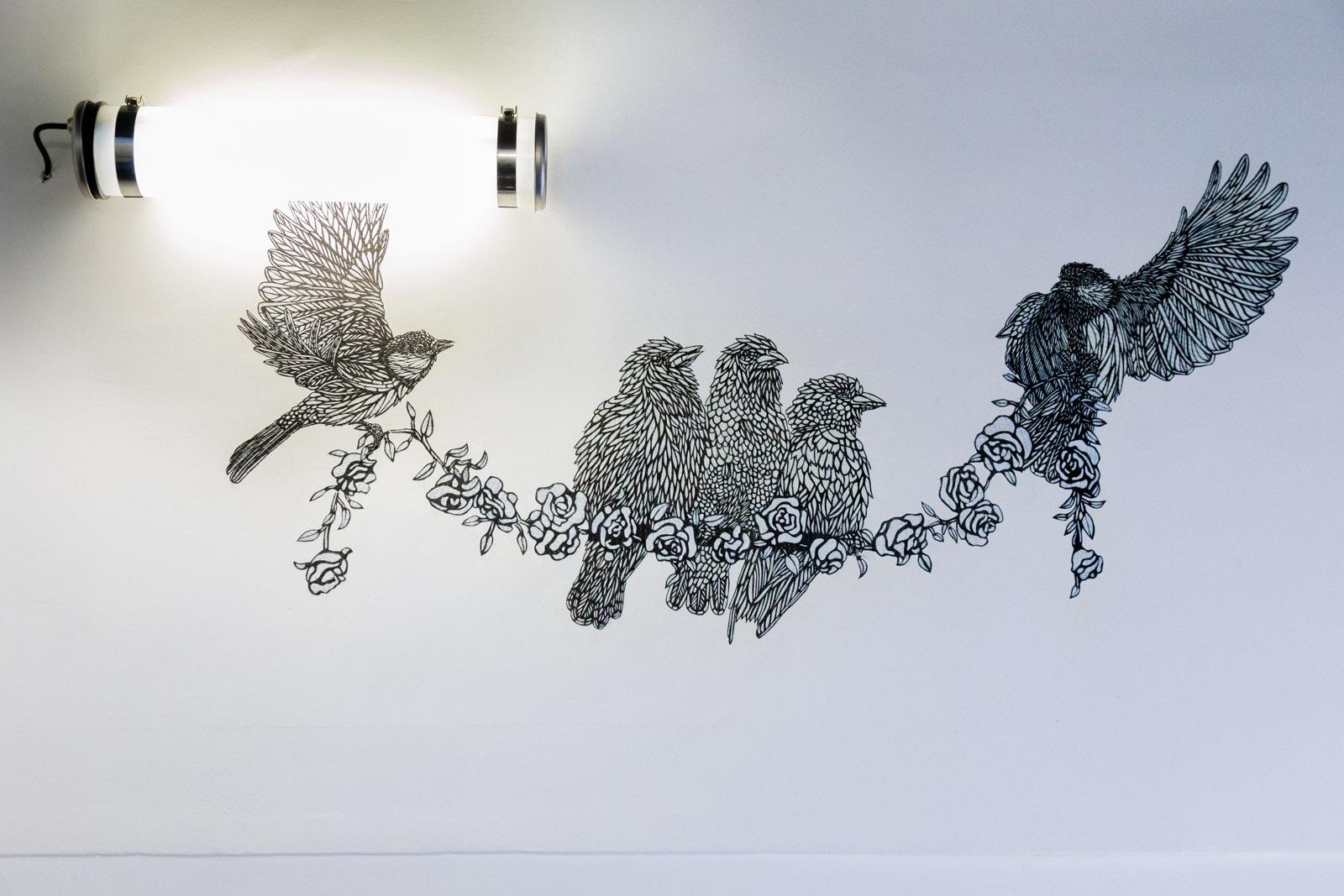 Street art à l'école 42