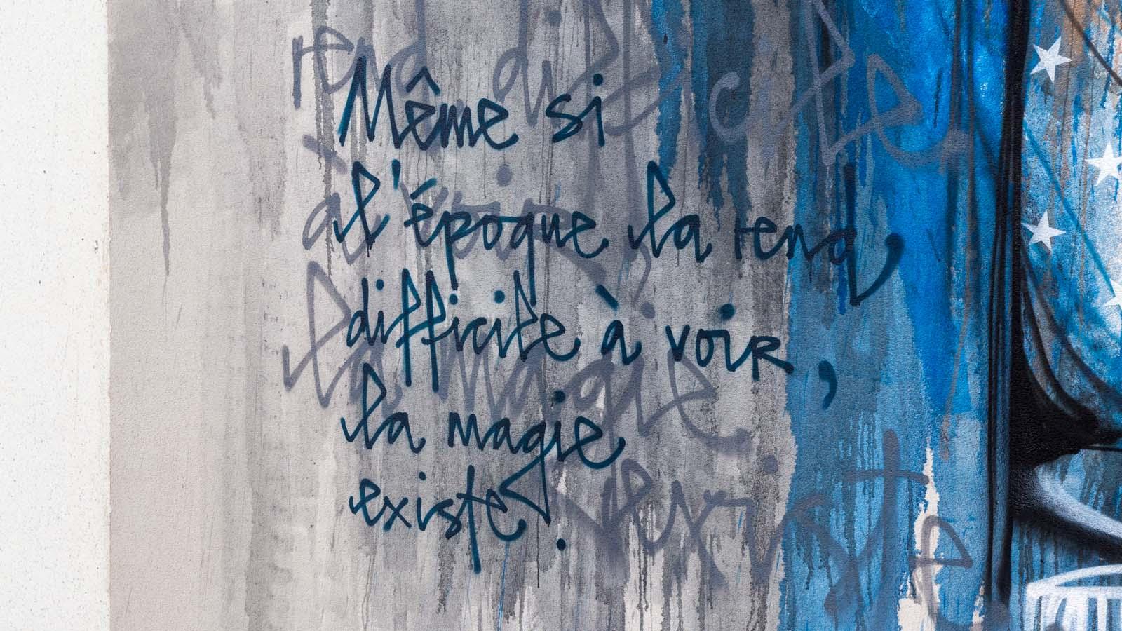 Herakut - La magie existe - Paris 13è - Octobre 2016