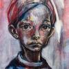"""Douce folie"" exposition de Herakut à la galerie Mathgoth"