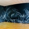 """""""Wall drawings - Icônes urbaines"""" exposition au musée d'Art Contemporain de Lyon"""