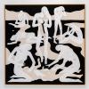 """""""Victory"""" exposition de Cleon Peterson à la galerie du Jour Agnès B."""