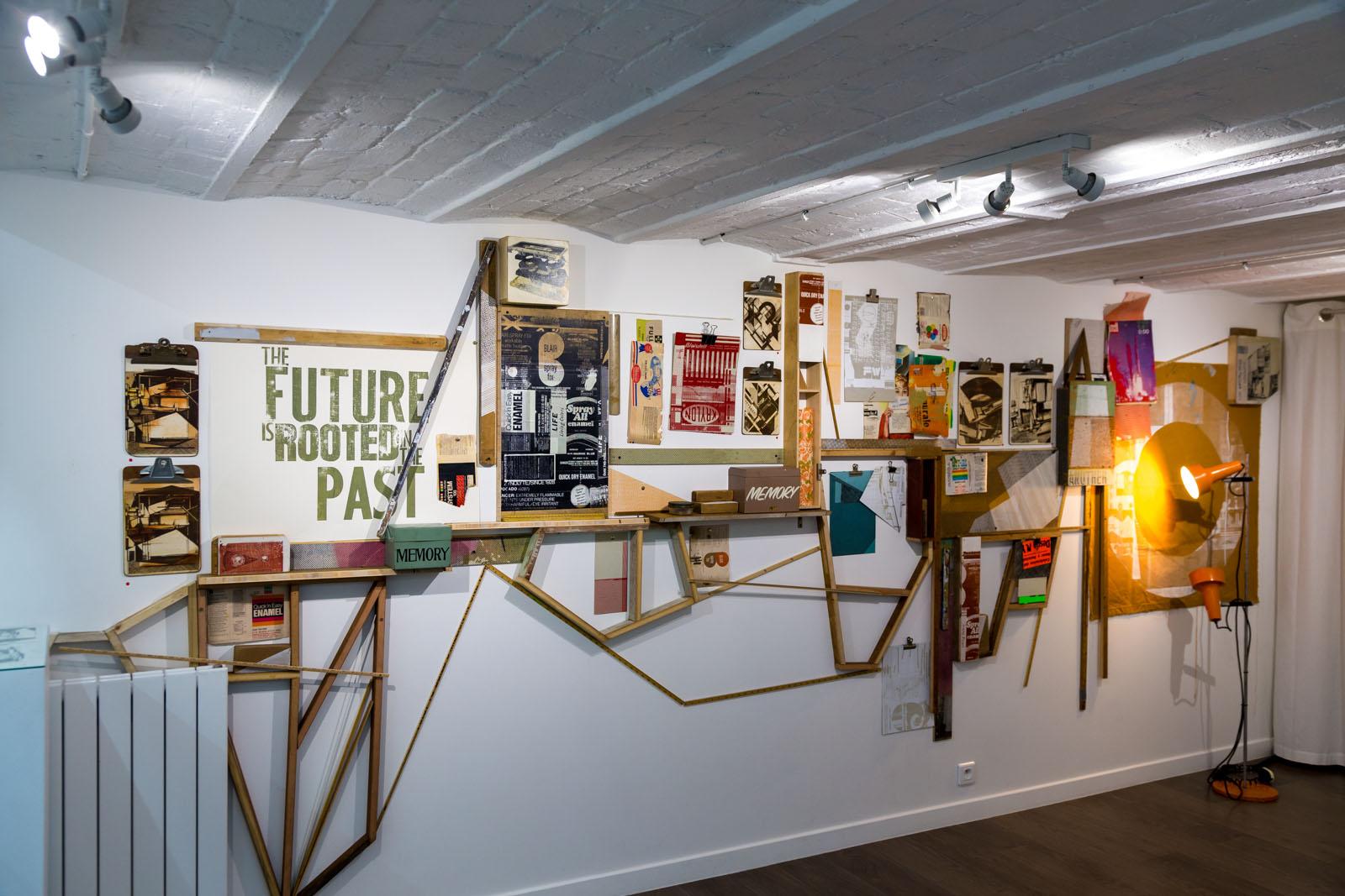 Augustine Kofie - Build from memory - Galerie Openspace
