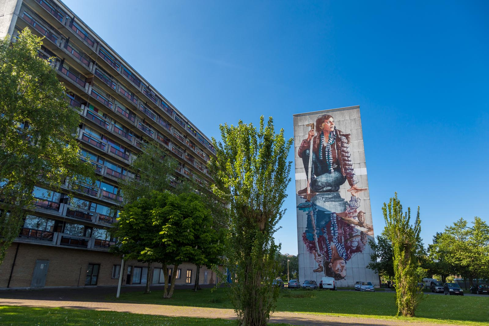 Fintan Magee - The Crystal Ship - Ostende - Mai 2017