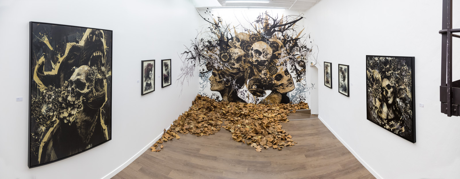 Eric Lacan - Beautiful Decay - Galerie Openspace