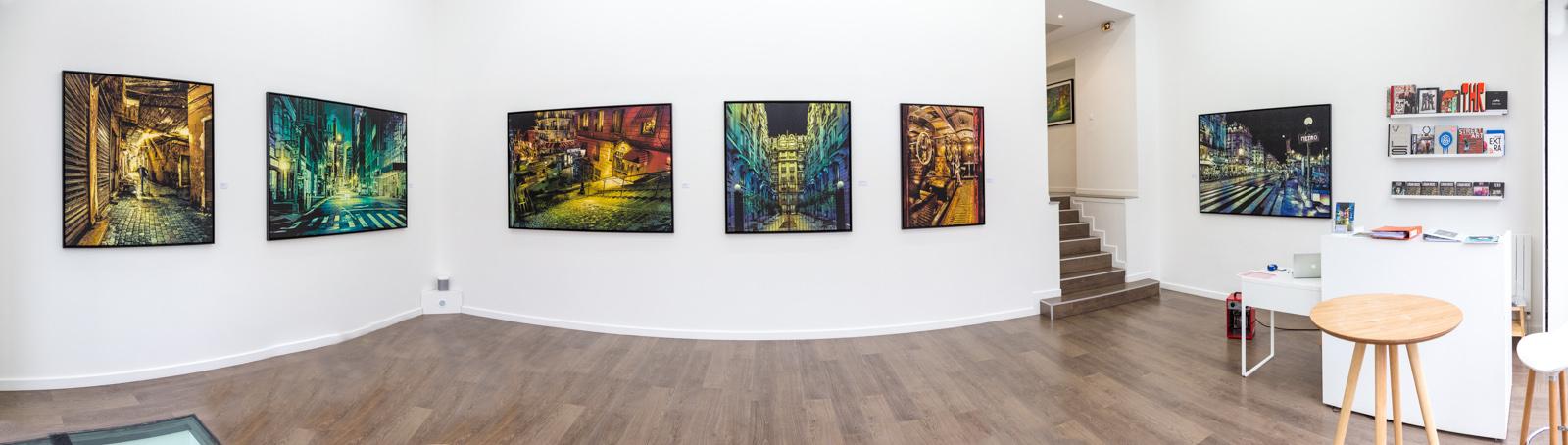 Logan Hicks - Galerie Openspace