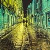 """Light Seekers and Night Crawlers"" exposition de Logan Hicks à la galerie Openspace"