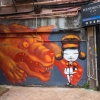 Street art @ Hong Kong