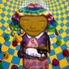 Os Gemeos show - Lehmann Maupin Gallery - Hong Kong