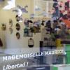 """Libertad !"" exposition de Mademoiselle Maurice à la galerie Mathgoth"