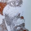 """""""Fragments urbains"""" exposition de Vhils à la galerie Magda Danysz"""