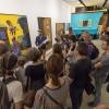 """""""La roue tourne"""" exposition de Maye à la galerie Itinerrance"""