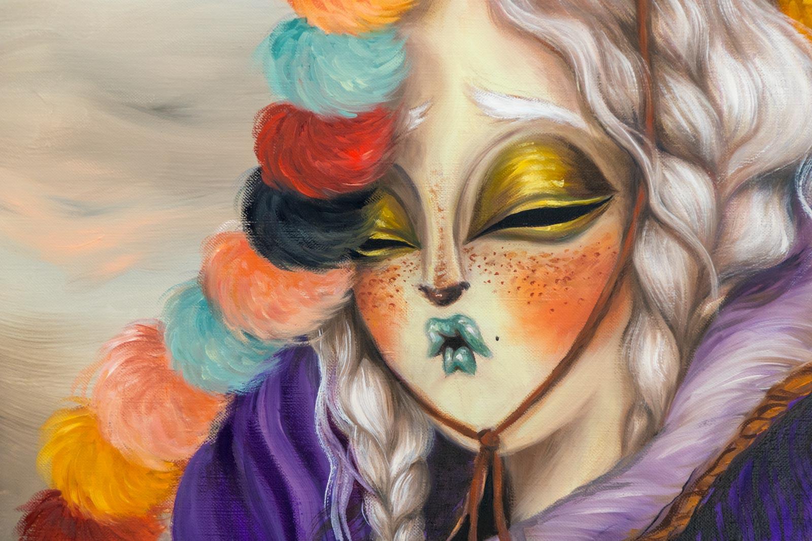 Miss Van - Galerie Openspace
