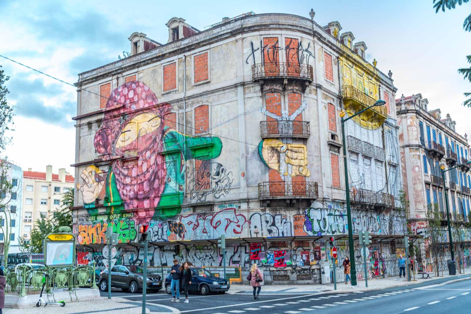 Lisbonne - Octobre 2018
