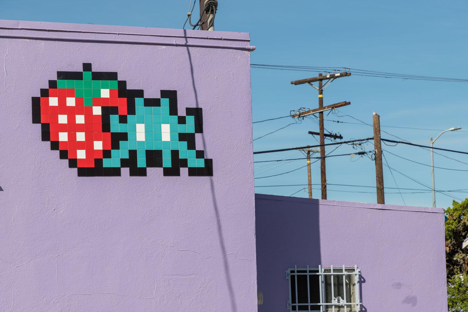 LA_174 - Go vegan ! - Hollywood / Los Feliz - Los Angeles /// 50 pts