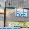 LA_180 - Toys District little soldier - Downtown - Los Angeles /// 40 pts
