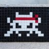 LA_182 - Japanese Invader - Downtown - Los Angeles /// 20 pts