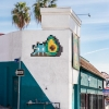 LA_202 - Space Avocado - Silver Lake / Echo Park - Los Angeles /// 100 pts
