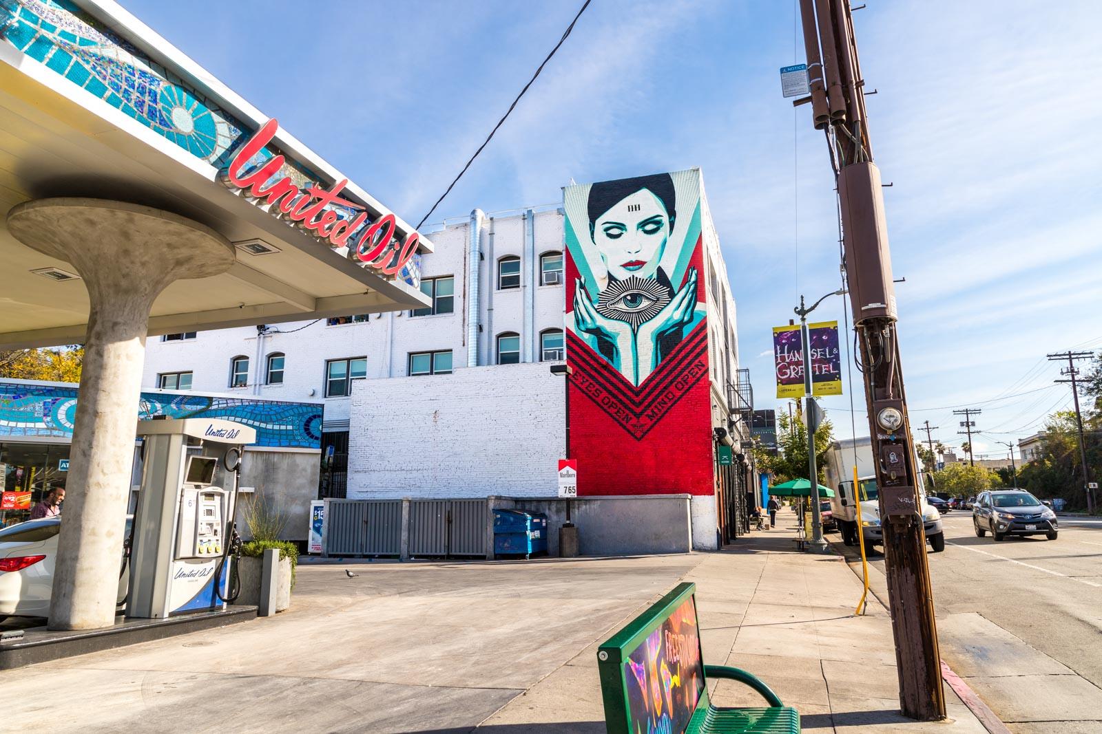 Los Angeles - Novembre 2018