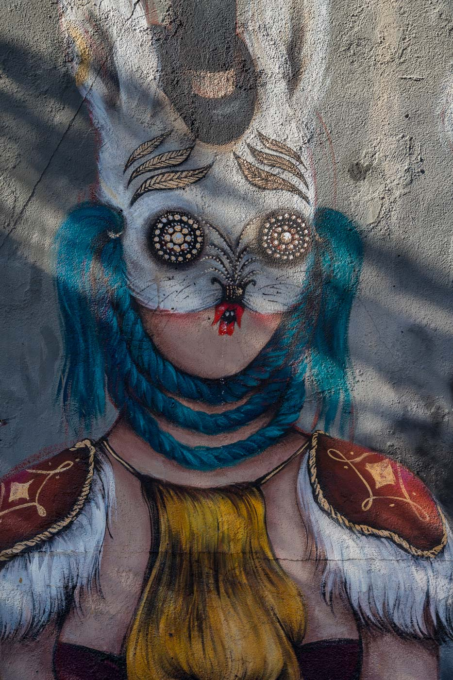 Street art à Los Angeles