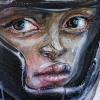 """Emotion Olympics"" exposition de Herakut à la galerie Mathgoth"